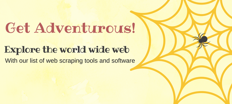 The ultimate list of Web Scraping tools and software - Blog